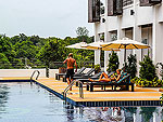 Swimming Pool : Lanta Sport Resort, Free Wifi, Phuket