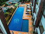 Swimming Pool : Lanta Sport Resort, Koh Lanta, Phuket