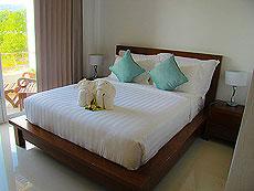 クラビ インターネット接続(無料)のホテル : ランタ スポーツ リゾート(1)のお部屋「シルヴァー スーペリア」