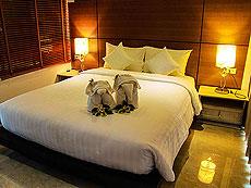 クラビ インターネット接続(無料)のホテル : ランタ スポーツ リゾート(1)のお部屋「シルヴァー デラックス」