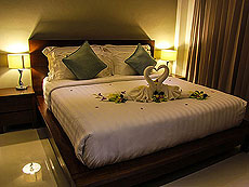 クラビ インターネット接続(無料)のホテル : ランタ スポーツ リゾート(1)のお部屋「ゴールド デラックス」