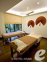 Spa : Layana Resort & Spa, Ocean View Room, Phuket