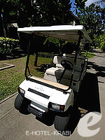 Cart : Layana Resort & Spa, Beach Front, Phuket