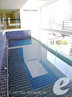 Swimming Pool : Le Fenix Sukhumvit, Fitness Room, Phuket