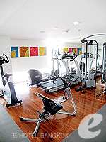 Fitness Gym : Le Fenix Sukhumvit, Swiming Pool, Phuket