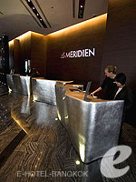 Reception : Le Meridien Bangkok, Couple & Honeymoon, Phuket