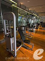 Fitness Gym : Le Meridien Bangkok, Couple & Honeymoon, Phuket