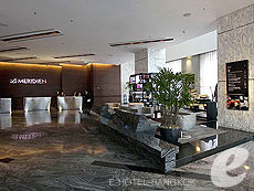 Le Meridien Bangkok, Couple & Honeymoon, Phuket