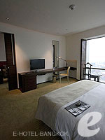 Bedroom : Avantec Suite at Le Meridien Bangkok, Swiming Pool, Bangkok