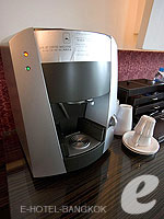 Coffee Maker : Avantec Suite at Le Meridien Bangkok, Swiming Pool, Bangkok