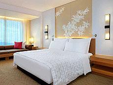 Deluxe Room : Le Meridien Chiang Mai, Couple & Honeymoon, Chiangmai