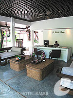 Reception : Le Paradis Boutique Resort & Spa, USD 50-100, Phuket