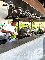 Beachside Bar : Le Paradis Boutique Resort & Spa, USD 50-100, Phuket