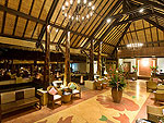 Lobby : Le Vimarn Cottages & Spa, Beach Front, Phuket
