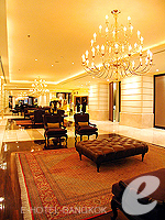 Main Lobby : Lebua at State Tower, 2 Bedrooms, Phuket
