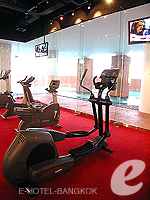 Fitness Gym : Lebua at State Tower, 2 Bedrooms, Phuket