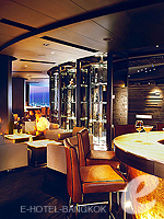 Bar : Lebua at State Tower, 2 Bedrooms, Phuket