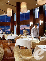 Restaurant : Lebua at State Tower, Chaophraya River, Phuket