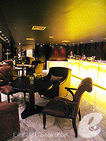 Lounge Bar : Lebua at State Tower, 2 Bedrooms, Phuket
