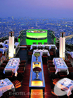 Roof Top Restaurants : Lebua at State Tower, Silom Sathorn, Phuket