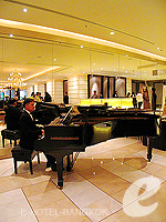 Main Lobby : Lebua at State Tower, Couple & Honeymoon, Phuket