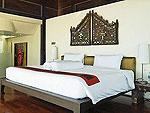 プーケット その他・離島のホテル : リーラヴァディー(Leelavadee)の4ベッドルームルームの設備 Bedroom