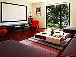 プーケット その他・離島のホテル : リーラヴァディー(Leelavadee)の4ベッドルームルームの設備 Movie Theater