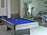 プーケット その他・離島のホテル : リーラヴァディー(Leelavadee)の4ベッドルームルームの設備 Game Room