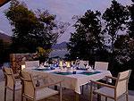 プーケット その他・離島のホテル : リーラヴァディー(Leelavadee)の4ベッドルームルームの設備 Outdoor Dining