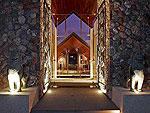 プーケット その他・離島のホテル : リーラヴァディー(Leelavadee)の4ベッドルームルームの設備 Entrance