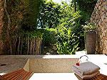 プーケット その他・離島のホテル : リーラヴァディー(Leelavadee)の4ベッドルームルームの設備 Bath Room