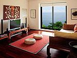 プーケット その他・離島のホテル : ロムチョイ(Lomchoy)の4ベッドルームルームの設備 Movie Theater