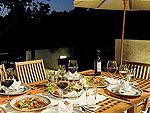 プーケット その他・離島のホテル : ロムチョイ(Lomchoy)の4ベッドルームルームの設備 Outdoor Dining