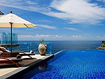 プーケット その他・離島のホテル : ロムチョイ(Lomchoy)の4ベッドルームルームの設備 Private Pool