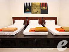 プーケット プーケットタウンのホテル : ラッブ サバーイ ゲストハウス(1)のお部屋「ファン ジャパニーズ」