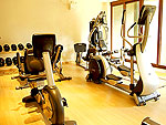 Fitness Club : Mai Samui Beach Resort & Spa, Beach Front, Phuket