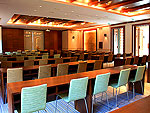 Conference Room : Mai Samui Beach Resort & Spa, Beach Front, Phuket