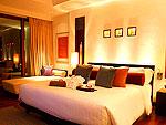 サムイ島 フィットネスありのホテル : マイ サムイ ビーチ リゾート(Mai Samui Beach Resort & Spa)のデラックス(ツイン)ルームの設備 Room View