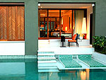 サムイ島 フィットネスありのホテル : マイ サムイ ビーチ リゾート(Mai Samui Beach Resort & Spa)のデラックス プールアクセス(ツイン)ルームの設備 Pool Access