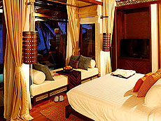 サムイ島 フィットネスありのホテル : マイ サムイ ビーチ リゾート(1)のお部屋「マイ プール ビラ(ツイン)」