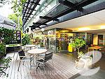 バンコク 会議室ありのホテル : マイトリア ホテル スクンビット18 「Restaurant」