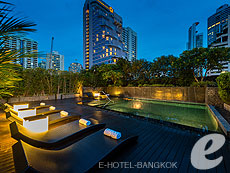 Maitria Hotel Sukhumvit 18, Swiming Pool, Phuket