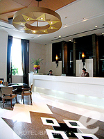 Reception / Majestic Grande Sukhumvit,