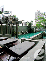 Poolside : Majestic Grande Sukhumvit, Couple & Honeymoon, Phuket