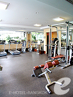 Fitness Gym : Majestic Grande Sukhumvit, Couple & Honeymoon, Phuket