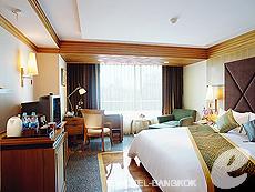 バンコク スクンビットのホテル : マジェスティック グランデ スクンビット(Majestic Grande Sukhumvit)のお部屋「グランデ スーペリア」