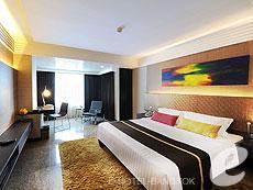 バンコク スクンビットのホテル : マジェスティック グランデ スクンビット(Majestic Grande Sukhumvit)のお部屋「グランド プレミア」