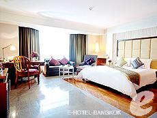 バンコク スクンビットのホテル : マジェスティック グランデ スクンビット(Majestic Grande Sukhumvit)のお部屋「グランデ デラックス」