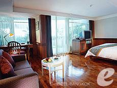 バンコク スクンビットのホテル : マジェスティック グランデ スクンビット(Majestic Grande Sukhumvit)のお部屋「グランド エグゼクティブ スイート」