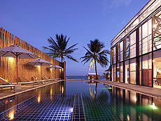 Malibu Koh Samui Resort & Beach Club, Serviced Villa, Phuket